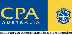 MaxMargin Accountants cpa logo