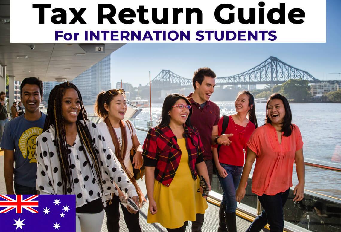 Tax Return Guide for International Student in Australia by MaxMargin Accountants