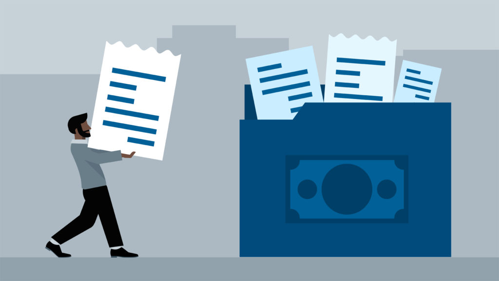 Record Keeping helps in Tax Return